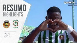 Highlights   Resumo: Rio Ave 3-1 Marítimo (Liga 18/19 #2)