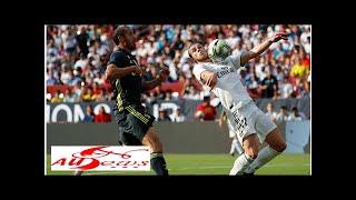 Ticker: Reals junge Wilde überrennen Juventus