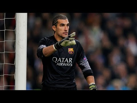Manuel Pinto ● The Crazy Goalkeeper ● Crazy Saves, Tricks 2009-2014