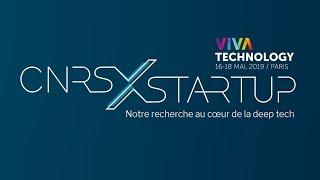 Le CNRS à VivaTech
