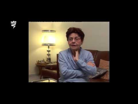Edith Brenner, rescapée de la Shoah, raconte comment sa famille a été déportée