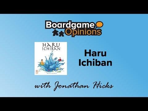 Boardgame Opinions: Haru Ichiban