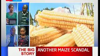 Challenges faced by local maize farmers-Big Story