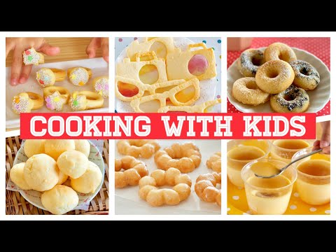 12 Cooking with Kids Recipes (Fun, Easy yet Delicious Ideas to Cook with Kids) | OCHIKERON