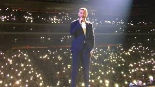 SAM SMITH LIVE Tour  2018 ~ LATCH ~ Gila River  Arena ,Arizona  Tour