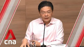 Singapore's new limits on gatherings during COVID-19: Lawrence Wong explains why it isn't a lockdown