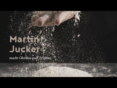 Martin Jucker macht Obstbau zum Erlebnis