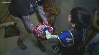 Sacramento says 'yes' to trick-or-treating with modifications in Halloween coronavirus guidance