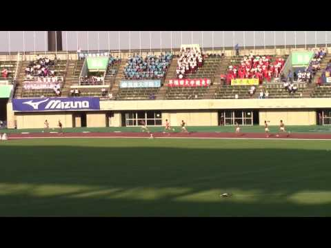 【日本インカレ 陸上】男子400mはウォルシュ・ジュリアンが制す!