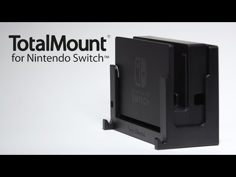 TotalMount for Nintendo Switch
