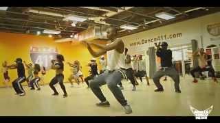 Jamie Foxx - Freakin Me Ft. Marcha Ambrosius (Hip Hop Choreography Practice)
