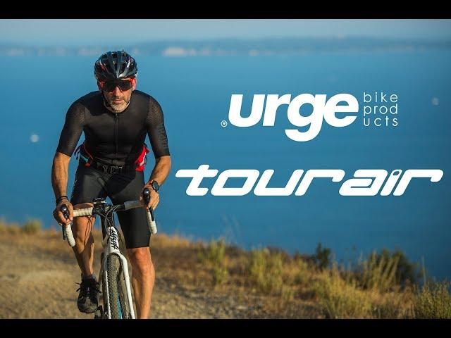 Видео Шлем Urge TourAir Чёрный