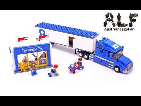 Vidéo LEGO City 7848 : Toys R Us City Truck