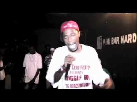 HAGGI$ BOY LIVE SHOW AT THE MINI BAR IN S.C. MEMORIAL WEEKEND