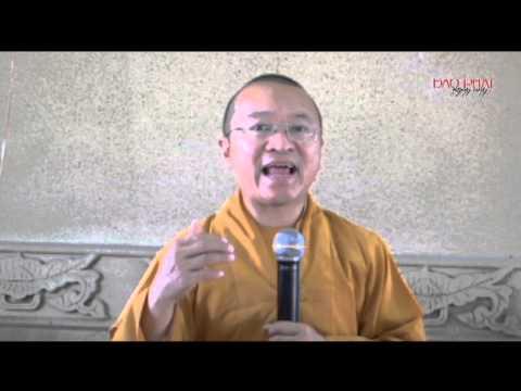 Logic học Phật giáo (2014) - Bài 6: Sáu lỗi người thực tập logic học cần tránh