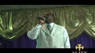 Protest to praise by Dr. A. Anthony Blackwood