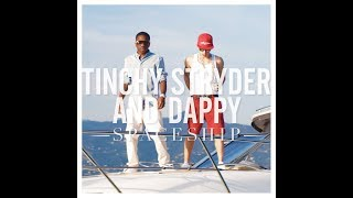 DAPPY FT TINCHY STRYDER - SPACESHIP (OFFICIAL AUDIO)