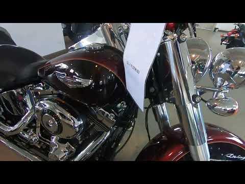 2014 Harley-Davidson Softail Deluxe FLSTN 103