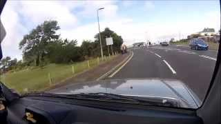 preview picture of video 'Really boring video alert ! - yarmouth to freshwater co op - isle of wight'