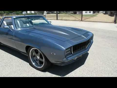1969 Chevrolet Camaro (CC-1357300) for sale in Simi Valley, California