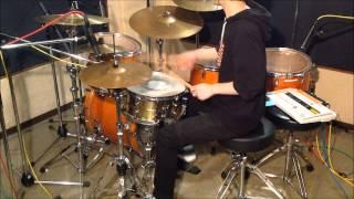 宇宙コンビニ Uchu Conbini Drums cover.