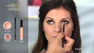 A Tale of Two Palettes Tutorial from bareMinerals | Ulta Beauty