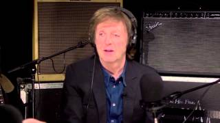 Paul McCartney on The Beatles song 'Anna (Go To Him)'