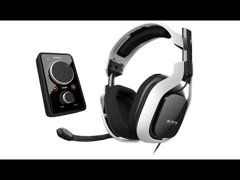 Call of Duty Ghosts Testing (Astro A40)