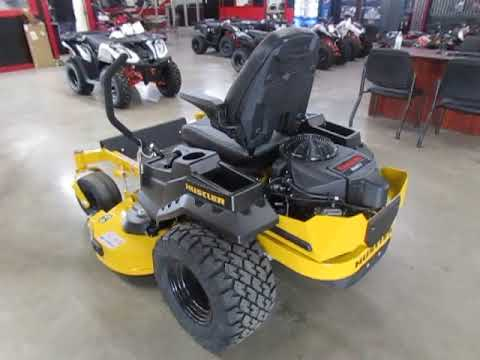 2021 Hustler Turf Equipment Raptor XDX 54 in. Kawasaki FR691 23 hp in Wichita Falls, Texas - Video 1