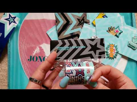 Download Merch Haul Shinee World The Best 2018 From Now On