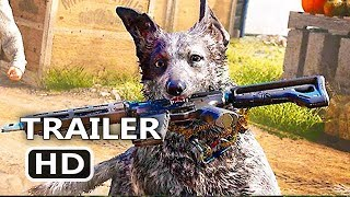 PS4 - Far Cry 5 : Boomer the Dog Gameplay
