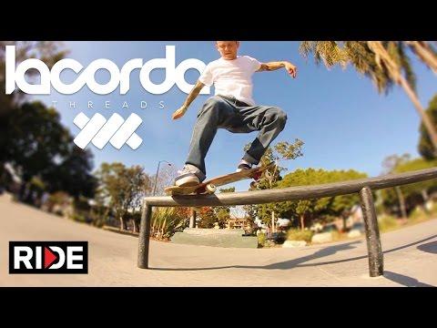Cody McEntire Signature Shoelace Belt Release - Lacorda Threads