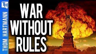 Did Trump Break Rules Of War?