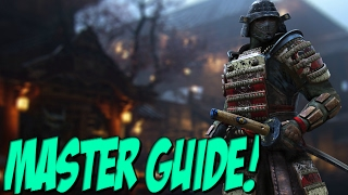 HOW TO MASTER THE OROCHI IN FOR HONOR!