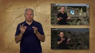 John 3:1-21 – Passage with Intro
