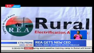 REA Gets New CEO:Mbugua is now the the substantive CEO