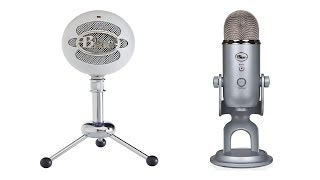 Top 4 Best Microphones For YouTube 2019