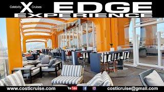 CELEBRITY EDGE Virtual Tour ...