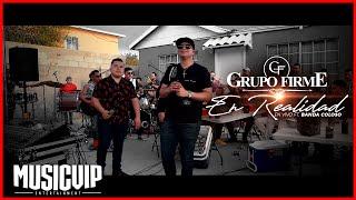 Grupo Firme - En Realidad -Feat Banda Coloso  (Video Oficial)  EXCLUSIVO