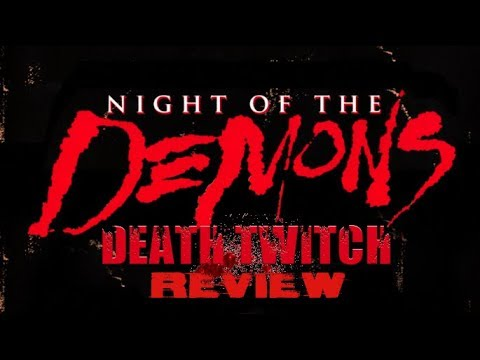 Night of the Demons 1988 – Horror Movie Review
