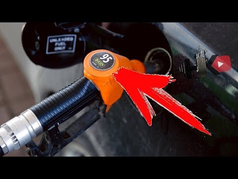 Какой бензин лучше не лить в свой автомобиль? ЧАСТЬ 1