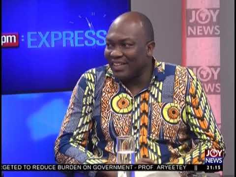 2019 Budget - PM Express on JoyNews (12-11-18)