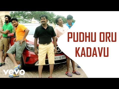 Pudhu Oru Kadavu  Gautham Vasudev Menon, Steeve Vatz