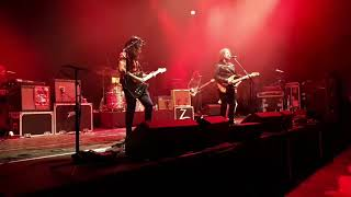 The Zutons Liverpool Olympia 06.04.2019 Encore Hello Conscience  and You Will You Won't