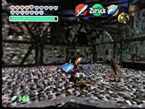 Zelda OoT: Zombie Horror