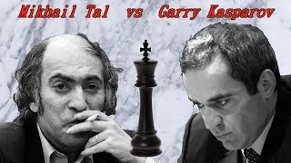 Partite Commentate Di Scacchi 358 - Tal Vs Kasparov -Finire In Bellezza - 1992 [B51]