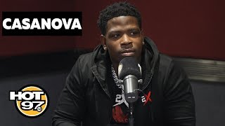 Casanova Opens Up On 6ix9ine, #SoBrooklynChallenge + Says Chris Brown Is Better Than Michael Jackson
