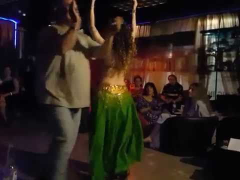 Bellydance at Mazika with drummer Rami El Asser