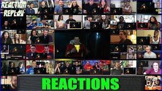 Shazam Trailer Reactions Mashup | Reaction Replay