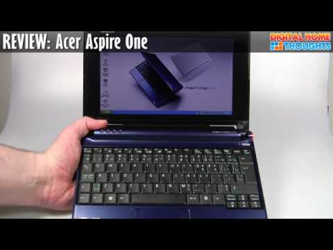 REVIEW: Acer Aspire One [Original Model, November 2008]